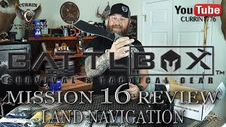 BattlBox Mission 16 Review