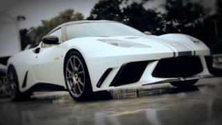 Lotus Evora GTE Road Car Concept - Concours d'Elegance @ Pebble Beach