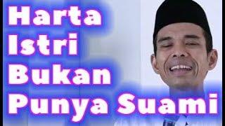 Video HARTA ISTRI BUKAN PUNYA SUAMI Ceramah Kocak Ustadz Abdul Somad Terbaru MP3, 3GP, MP4, WEBM, AVI, FLV Mei 2019