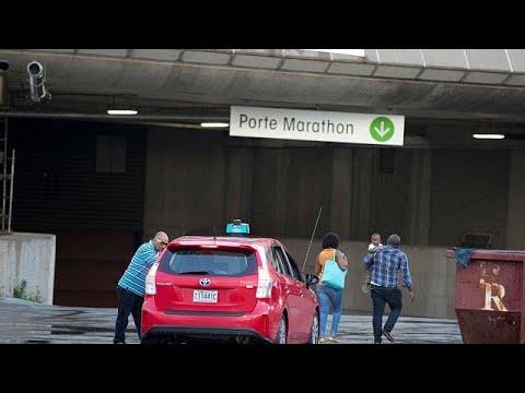 Μόντρεαλ: Στο Ολυμπιακό Στάδιο πρόσφυγες και μετανάστες