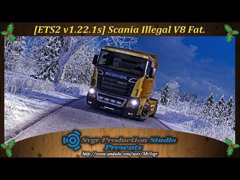 Scania V8 Fat 1.22.x