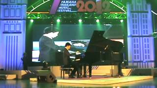 Yamaha Thailand Music Festival Final Round 4 May 2012 Titteetat Wongbunkiat