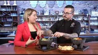 """Fresh Health with Amber Approved"" on Shaw TV: Anejo Restaurant"
