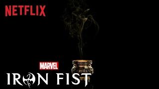 Netflix Teases Iron Fist