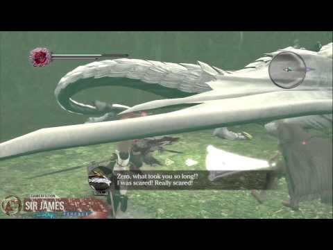 Drakengard 3 Walkthrough Part 15 Chapter 3 : Verse 2 (видео)