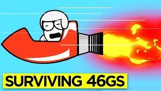Video What Happens After Surviving 46Gs (Most Faint at 6Gs) MP3, 3GP, MP4, WEBM, AVI, FLV Maret 2019