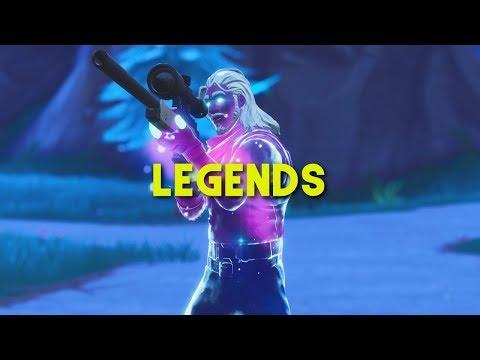 Fortnite Montage - Legends