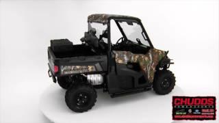5. Polaris XP 900 Ranger Hunter Deluxe Edition