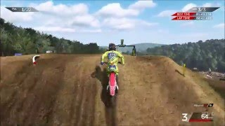 Villars France  City new picture : MXGP 2 - The Official Motocross Videogame - Villars Sous Ecot | France MXGP Gameplay (HD) [1080p]