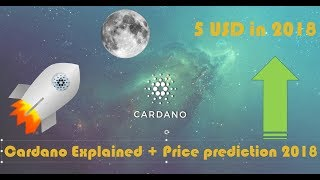 Cardano Explained III COIN OF THE WEEK III Price prediction