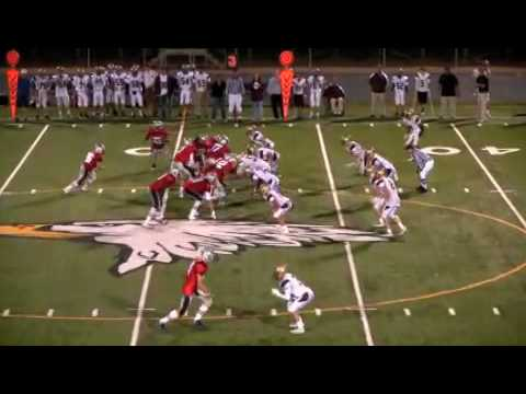Micah Seau High School Highlights video.