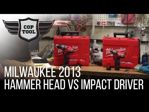 2404 - http://www.coptool.com - We took a look at some high torque tests with the new Milwaukee M12 FUEL brushless tools, including the Hammer Drill 2404-22 and Imp...