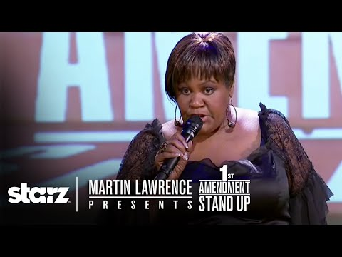 1st Amendment Stand Up - Roz G