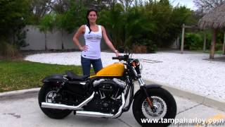 9. 2012 Harley-Davidson XL1200X Forty Eight for Sale