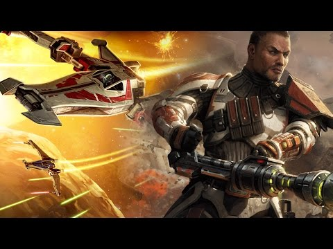 ◀Star Wars: The Old Republic – Alive and Well