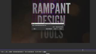 ►Please Subscribe to our Channel! Click here:https://www.youtube.com/user/RampantMedia?sub_confirmation=1►Sign up for the Rampant Newsletter: http://rampantdesigntools.com/newsletter/ ►Follow Rampant on Twitter - @RampantDesignhttp://twitter.com/rampantdesign►Like Rampant on Facebook:http://facebook.com/rampantmedia►For free tutorials and product giveaways, check out the Rampant Blog:http://rampantdesigntools.com/blog2/►For Easy to Use Visual Effects for Your Video, Check Out the Rampant Website:http://rampantdesigntools.com/style-effects/