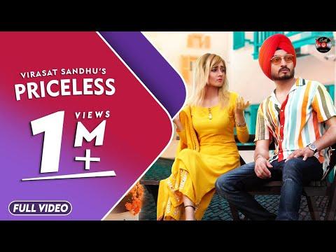 Priceless | Virasat Sandhu Ft. Nisha Bhatt | Batth Records |  Latest songs 2019 | New Songs 2019