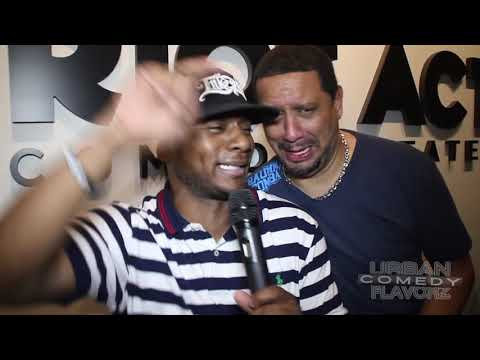 Urban Comedy Flavorz IV:: Tony Roberts & T-Rexx