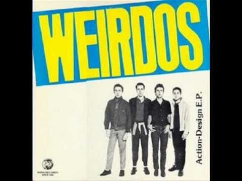 The Weirdos - Break On Through