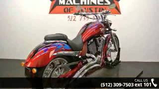 7. 2007 Victory Vegas JackPot  - Dream Machines Indian Motor...