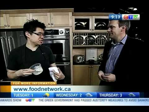 Top Chef Canada - Curtis Luk