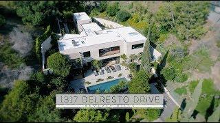 KYLIE JENNER AND TRAVIS SCOTT'S SICK NEW $14M MANSION - Beverly Hills