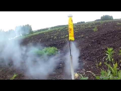 Ракета из калиевой селитры : смотреть видео онлайн на templayno.ru