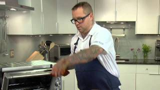 Breville -- Chef Jamie Bissonnette's Slow-Roasted Pork Shoulder Recipe, Thought for Food