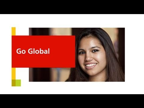 St. John's University Global Community (International Study, 1:34)