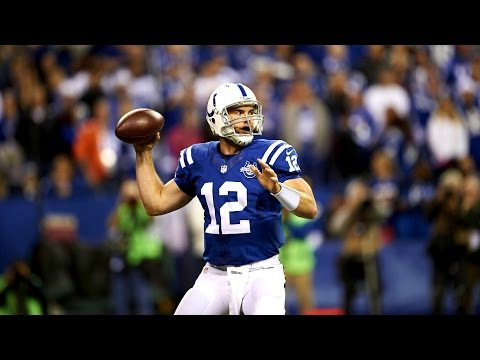 Video: Colts want Luck to cut back on interceptions