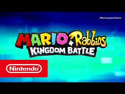 Mario + The Lapins Crétins Kingdom Battle - Bande-annonce de l'E3 2017