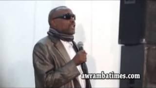 Must Watch Interesting Video Deacon Daniel And Megabe-Hadis Eshetu At Topia Jazz Poetry