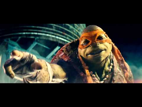 tartarughe ninja - il terzo trailer ufficiale italiano