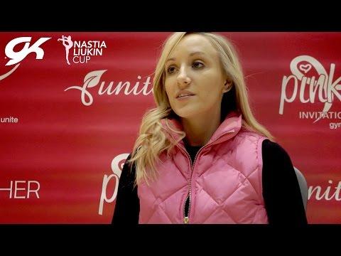 Nastia Talks About the Nastia Liukin Cup