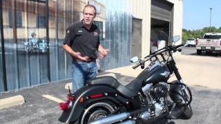 10. Pre-Owned 2010 Harley-Davidson Fat Boy Lo