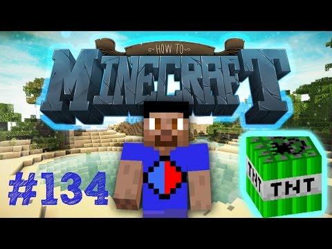 Minecraft SMP: HOW TO MINECRAFT #134 'MEGA TNT MINING!' with Vikkstar