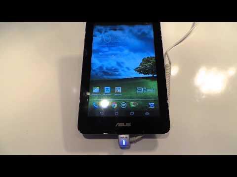 Asus Fonepad - smartfon i tablet w jednym - hands-on