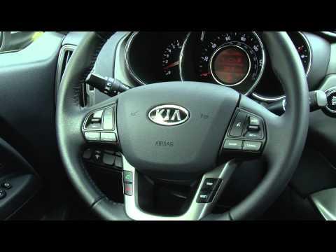 2012 Kia Rio Sedan – Drive Time Review with Steve Hammes