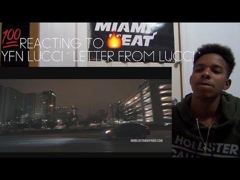 """REACTION TO YFN Lucci """"Letter From Lucci"""" (WSHH Exclusive - Official Music Video)"""