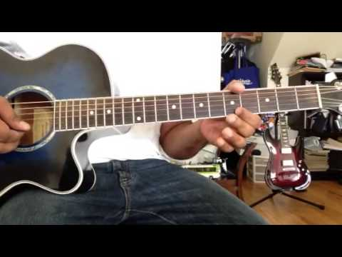 Shikaru Guitar Lesson – Major Scales and Chords