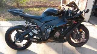 8. 2011 ZX10R For Sale