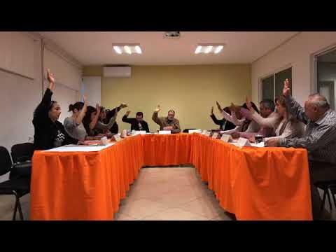Sesión Extraordinaria No. 37 de Ayuntamiento 17 de diciembre de 2019