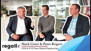 Video Digital and Marketing Leadership Mark Lister, CDO and Peter Rogers, EVP, Ness Digital Engineering MP3, 3GP, MP4, WEBM, AVI, FLV Juli 2018