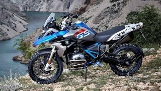 4. 2017 BMW R1200GS review