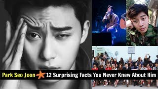 Download Video Park Seo Joon – 12 Surprising Facts You Never Knew About Him MP3 3GP MP4