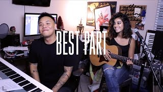Video Daniel Caesar - Best Part (feat. H.E.R.) | Cover by Samica & AJ Rafael MP3, 3GP, MP4, WEBM, AVI, FLV Maret 2018