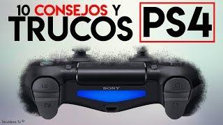 Mejores TRUCOS para PS4 y Mando Dualshock 4 | TOP 10 Funciones increibles de PlayStation 4