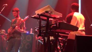 Cergy France  city photos : Snarky Puppy : 1. Intelligent Design + Skate U @ Cergy, France (08/10/15)