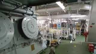 Video Container ship engine room MP3, 3GP, MP4, WEBM, AVI, FLV Maret 2019