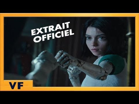 Alita : Battle Angel - Extrait Miroir VF